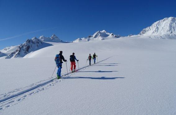 Skitouren in Norwegen