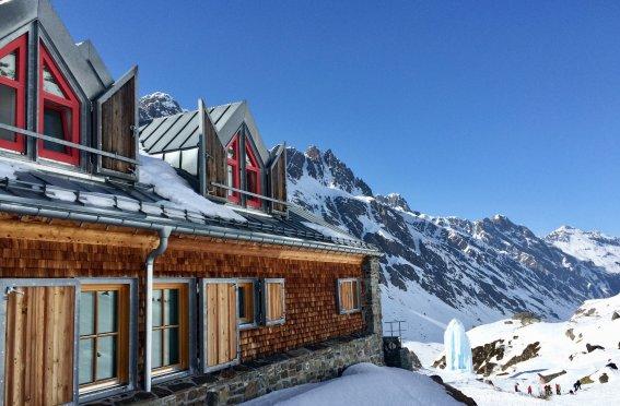 Hochtour Silvretta Jamtalhütte