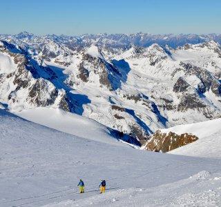 Skitouren Ötztaler Alpen