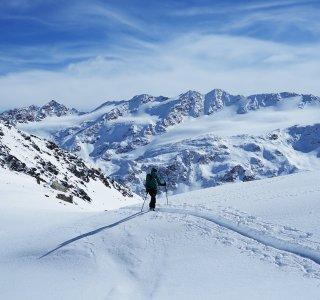 Skitouren-Martelltal