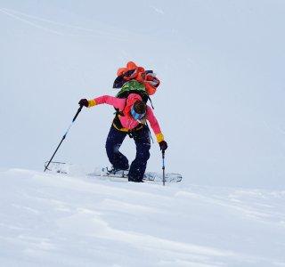 Skitourenkurs-spitzkehre