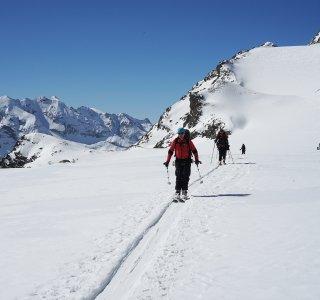 Col del Valpeline, Haute Route Classic