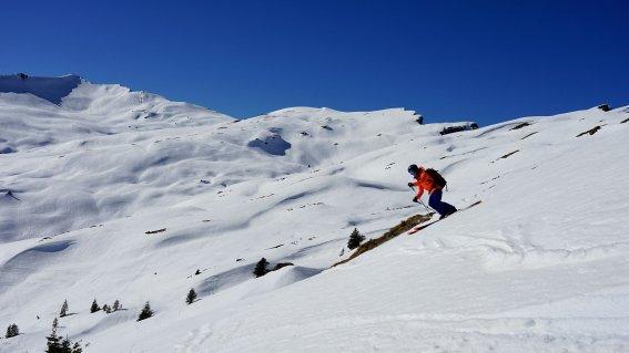 Schwarzwasserhütte Skitour Kurs - 8 von 8