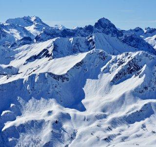 Schwarzwasserhütte Skitour Kurs - 1 von 8