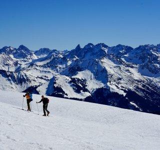 Schwarzwasserhütte Skitour Kurs - 2 von 8