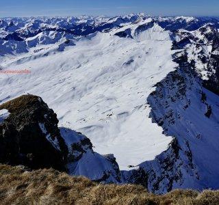Schwarzwasserhütte Skitour Kurs - 3 von 8