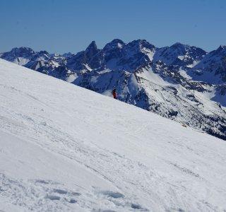 Schwarzwasserhütte Skitour Kurs - 4 von 8