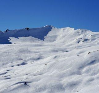 Schwarzwasserhütte Skitour Kurs - 6 von 8