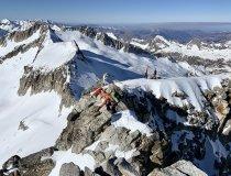 Schwierigkeitsbewertung Gipfel Aneto Pyrenäen