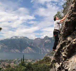 Arco Kletterkurs (2)