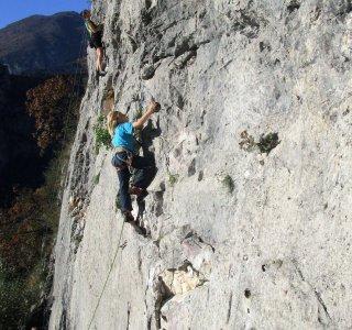 Arco Kletterkurs (9)