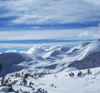 Aufsteig zum Bezbog Spitze 2.653 m, Bulgarien