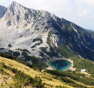 Wandern Bulgarien, Sinanitsa Gifle und Sinanitsa See