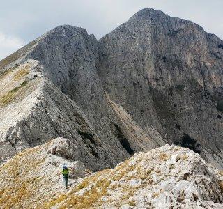 Sinanitsa Gipfel 2.526 m, Pirin Gebirge, Bulgarien