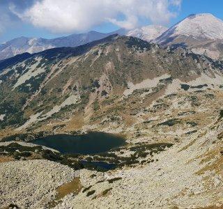 Wandern Bulgarien, Pirin National Park, Vihren Gipfel