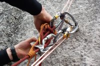 K-Klettern Kurs Material