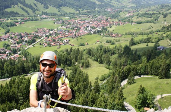 Ostrachtaler Klettersteig (6)