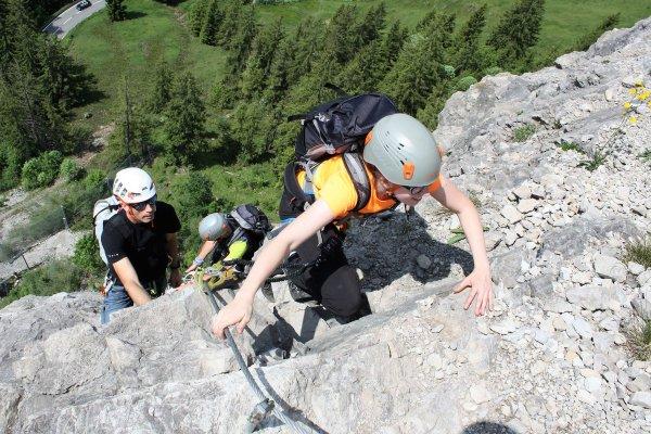 Ostrachtaler Klettersteig (5)
