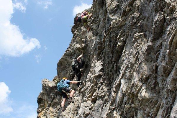 Ostrachtaler Klettersteig (4)