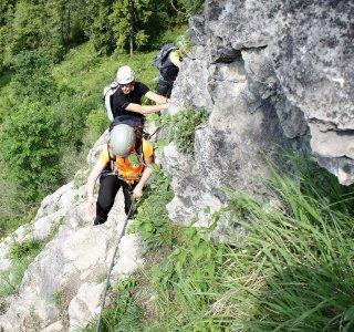 Ostrachtaler Klettersteig (3)