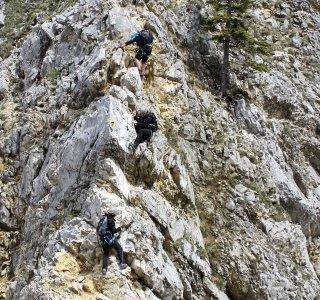 Friedberger Klettersteig (8)