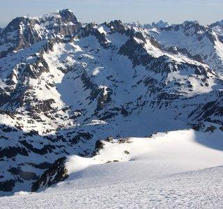 Berner Oberland Haute Route www.mountain-spirit.de Aufstieg Gaulihuette
