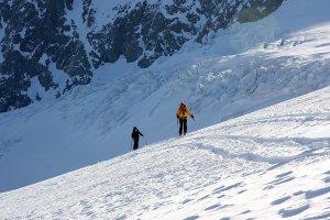 Berner Oberland Haute Route www.mountain-spirit.de Aufstieg Sustenhorn