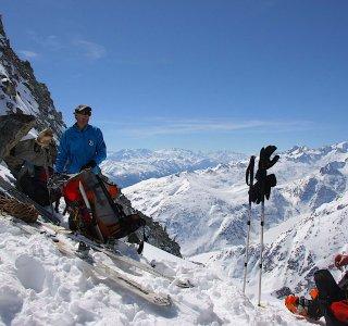 Berner Oberland Haute Route www.mountain-spirit.de Baechlitalluecke