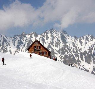 Berner Oberland Haute Route www.mountain-spirit.de Gaulihuette