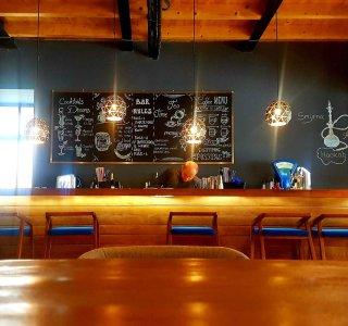 K-Wandern Georgien 1 Cafe Bar Maestia