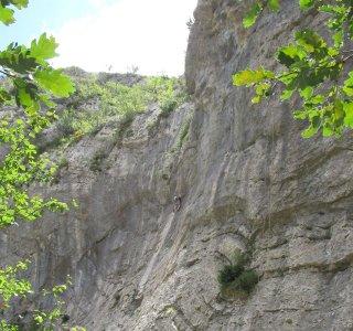 Klettern, Orpierre (2)