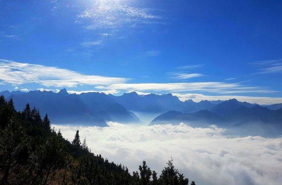 Wandern, Alpen (1)