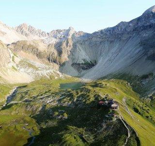Wandern, Alpen (3)