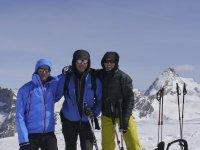 Branca Hütte Skitouren