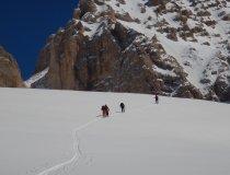 Mt Emler Skitour Türkei Aldaglar Camp
