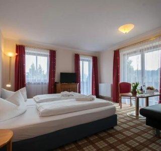 Hotel Kühbergalp Doppelzimmer