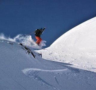 Freeriden, Ski, Sprung, Schweiz