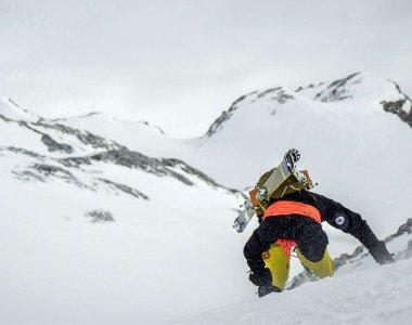 Skitour, Königsspitze, Klettern, Gletscher