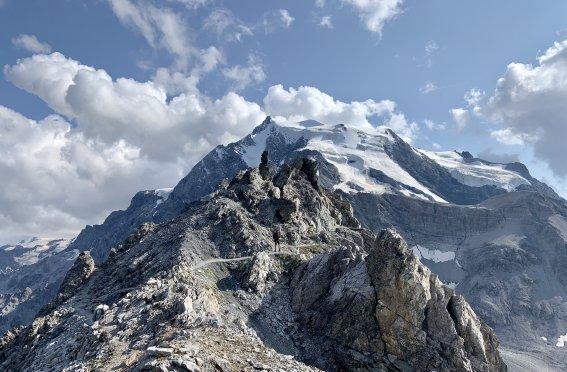 Ortler 3905 m – Normalweg
