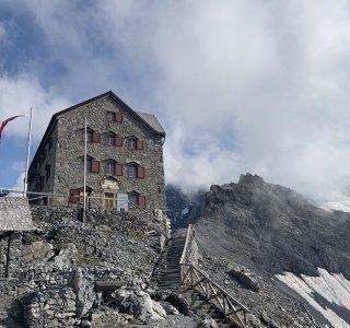 Payer Hütte am Ortler Normalweg