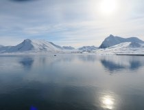Spitzbergen, Kongsfjord