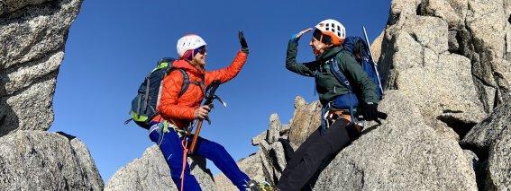 Team Mountain Spirit, High Five