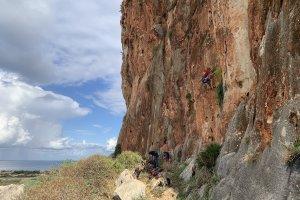 Klettern Sizilien - 13 von 18