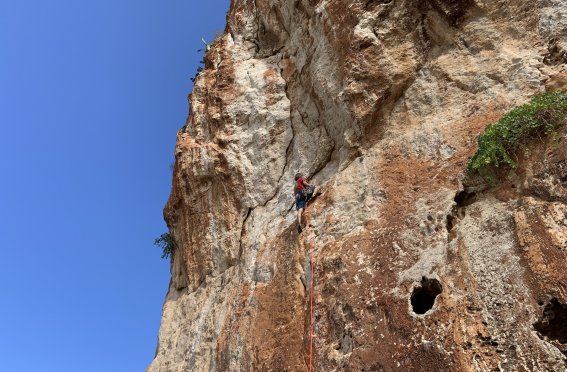 Klettern Sizilien - 14 von 18