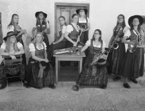 Wie die Zeit vergeht - die Musikkapelle im Wandel
