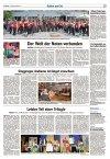 Pressebericht 120 Jahre Musikkapelle Geisenried vom 4. Juli 2018