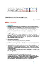 Hygienekonzept Musikschule Oberstdorf