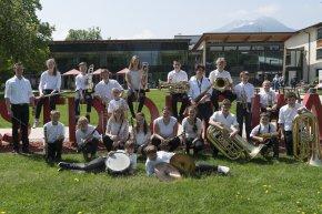 Jugendblasorchester Oberstdorf 2018