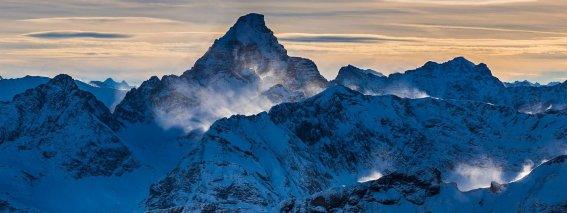 Oberstdorf, Gipfel, Schnee & Eis