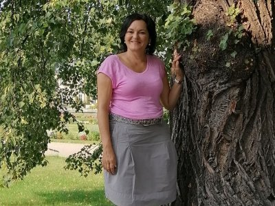 Nadja Schuster - Psychotherapeutin